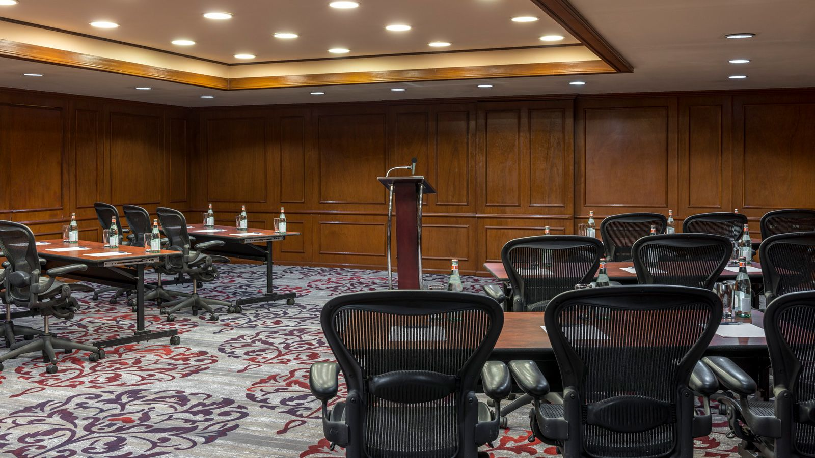 Ducal Meeting Room at Sheraton Monterrey Ambassador Hotel